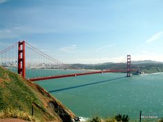 The GGB from the Marin Headlands
