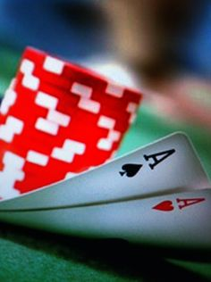 "My Grandpa was a huge poker player....he loved playing cards.  His nickname (on the CB) was ""Royal Flush""."