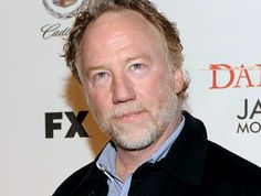 Timothy Busfield.  Met him while he was filming movie with Sinbad in Tysons Corner, VA