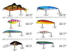 20pcs Rigged jigs replacement blades can add to Spinner baits frog or ur favorates