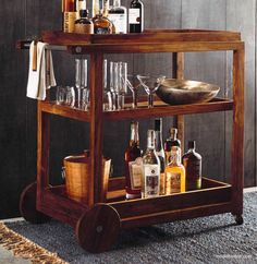 Roost Thorson Bar Cart – Modish Store