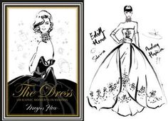 There's nothing like a jawdropping outfit that better captures a turning point for a future style icon (think Marilyn Monroe's flying-skirt subway moment in 1955's The Seven Year Itch). Fashion illustrator Megan Hess, whose drawings have been featured everywhere from inside Candace Bushnell's book Sex and the City to the windows of Bergdorf Goodman in…
