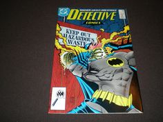 Detective Comics 588 and 589, (1988), DC Comics by HeroesRealm on Etsy