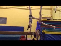 Hi All, Today I'm going to share even more ideas (and one old one) to helping your gymnasts handstand get all the way up on beam. All About Gymnastics, Gymnastics Skills, Gymnastics Coaching, Coaching Techniques, Gymnastics Photography, Balance Beam, Gym Rat, Train Hard, Videos