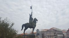 Estátua de Vímara Peres