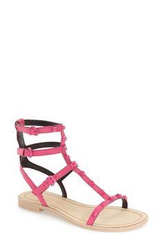 Rebecca Minkoff 'Georgina' Studded Leather Sandal (Women)