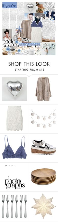 """""""496: i'm not him but i'll mean something to you"""" by lili-is-a-koala ❤ liked on Polyvore featuring Dorothy Perkins, Pier 1 Imports, Valentino, NKUKU and Normann Copenhagen"""