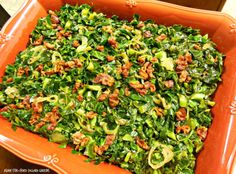 Asian Stir-Fried Collard Greens