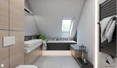 to be continued :) Office Bathroom, Attic Bathroom, Grey Bathrooms, Bungalow Conversion, Barn Renovation, Bathroom Interior Design, Tile Design, Bathroom Inspiration, My Dream Home