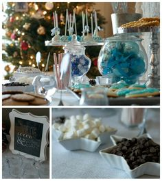 A Winter Baby Shower