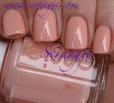 Essie A Crewed Interest. Perfect with a tan!