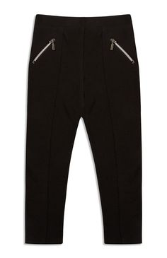 Zwarte legging voor meisjes