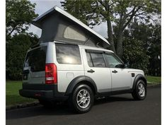 Land Rover Discovery S Camper 2007   Trade Me $39knzd 69kkm