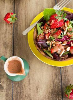 Healthy Herb Salad Recipes