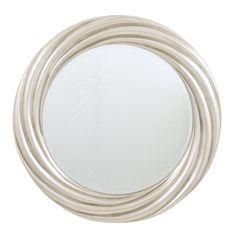RV Astley Round Swirl Mirror