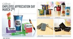Employee appreciation/ gifts idea
