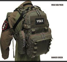 volk tactical apparel | SHORT OPERATION ASSAULT PACK / RANGER GREEN ¥ 33.390 -(税込 ...