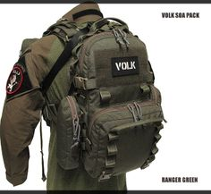 volk tactical apparel | SHORT OPERATION ASSAULT PACK / RANGER GREEN ¥ 33.390 -(税込 ...