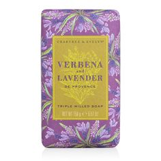 <p>Gently cleansing, highly moisturising and delightfully refreshing, our Triple Milled Soap is a quite lovely addition to your daily routine. Shea and cocoa butters and French verbena and lavender extracts help soften the skin, whilst a fresh herbaceous scent will turn every bathing moment into an uplifting experience.</p> <ul>     <li>Vegetable-based formula offers gentle cleansing</li>     <li>Contains moisturising glycerine</li>     <li>Suited to all skin types</li>     <li>Formulated…