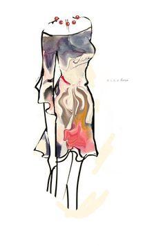 Strech by Farah Dina Hera #design #fashion