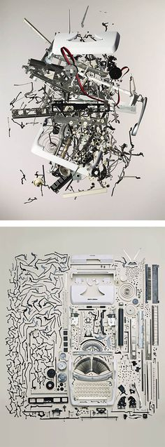 """Disassembled"" by Todd Mclellan 