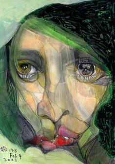 Takahiro Kimura - Takahiro Kimura is a Japanese animator, illustrator and character designer. Portraits, Portrait Art, Don Corleone, Most Popular Artists, Abstract Faces, Art Plastique, Face Art, Figurative Art, Art Inspo