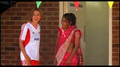 Keira Knightley in Bend It Like Beckham - Picture 50 of 53 Bend It Like Beckham, Keira Knightley, Sportswear, Movies, Films, Pictures, Board, Women, Fashion