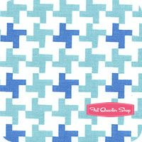 Millie's Closet Blue Tweed Yardage SKU# C2843-BLUE Nursery Fabric, Fat Quarter Shop, Riley Blake, Fabric Design, Tweed, Closet, Blue, Armoire, Closets