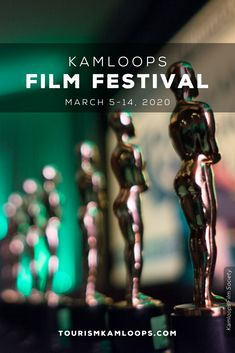The Kamloops Film Festival takes place downtown Kamloops at the Paramount Theatre in March. The festival features Oscar contenders, BC adventures, family sing-alongs, and a Dark Fest feature.