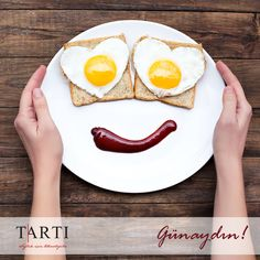 Mutlu haftalar... #TartıMedikal #diyet #diyetisyen  #pazartesi #kahvaltı #happy  #günaydın #sağlık