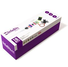littleBits Electronics Base Kit: Amazon.co.uk: Toys & Games