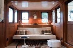 houseboat interior amsterdan