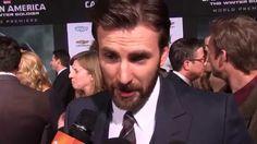 Captain America: The Winter Soldier Red Carpet   Radio Disney Insider   ...