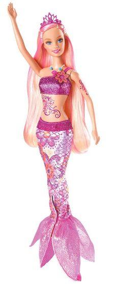 Barbie In a Mermaid Tale Merliah Doll