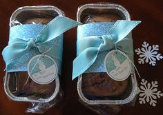 Mini Bread Loaves for Gifts | ... way i wrap one of my favorite gifts to give mini bread loaves i love