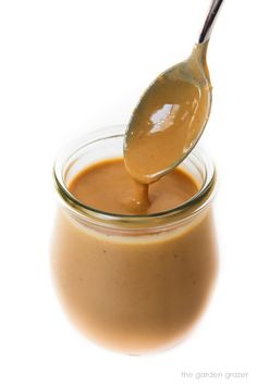The Garden Grazer: Thai Peanut Sauce