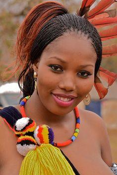 Africa | Reed Dance - Swaziland | © Patrícia Gêmily Dolce & Gabbana Leopard Necklace http://DolceandGabbanaLeopardNecklace.gr8.com
