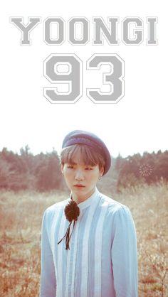 BTS / Yoongi / Lockscreen