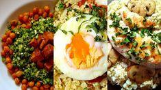 3 chutné a zdravé obedy do práce, ktoré zatočia s nadbytočnými kilami Avocado Toast, Tofu, Lunch, Cooking, Healthy, Breakfast, Fitness, Recipes, Diet
