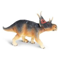 2019 Safari Dinosaur Diabloceratops Toy Model