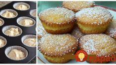 Úžasné muffiny, ktoré chutia presne ako koláč z IKEA: Už som piekla veľa receptov, ale na tento nemá žiaden! Ikea, Cheesecake, Muffin, Food And Drink, Cooking Recipes, Cupcakes, Cookies, Breakfast, Sweet