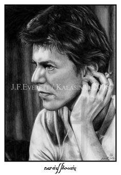 David Bowie II by Kalasinar on DeviantArt