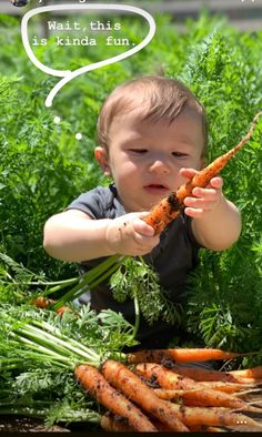 Joanna gaines style 242701867406213721 - Joanna Gaines' Son Crew Adorably Plays with Carrots on His First Easter Source by Joanna Gaines Family, Magnolia Joanna Gaines, Joanna Gaines Style, Chip And Joanna Gaines, Chip Gaines, Jojo Gaines, Magnolia Farms, Magnolia Homes, Magnolia Market