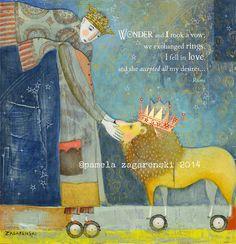 greeting cards by Pamela Zagarenski Naive Art, Children's Book Illustration, Whimsical Art, Art Quotes, Fantasy Art, Book Art, Greeting Cards, Art Prints, Artwork
