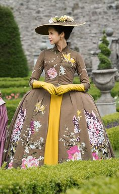 Claire Fraser in Episode 205, of Outlander on Starz