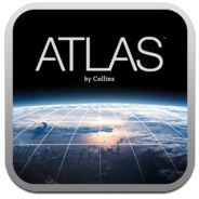 Atlas by Collins for the iPhone / iPod Touch / iPad for FREE