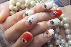 「メリークリスマスネイル★☆」の画像|静岡市 ネイルサロン acca sty… |Ameba (アメーバ)