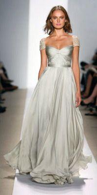 Reem Acra Dress Spring 2008