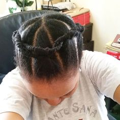 does it fall under unibraid or nah? 🤓 Either way I really love this circular Benny & Betty. Natural Hair Bun Styles, Natural Afro Hairstyles, Natural Hair Updo, Dope Hairstyles, Ethnic Hairstyles, Twist Hairstyles, Curly Hair Styles, Hair Threading, African Threading