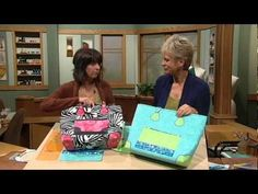 Kerry Bag Pattern Sewing Bags Maree Pigdon Bag Making.mpg - YouTube